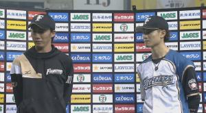 4/23西川&浦野インタビュー